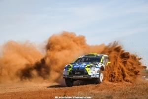 Rallye Terre des Cardabelles - Julien Maurin
