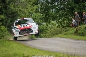 Rallye du Limousin - Yoann Bonato