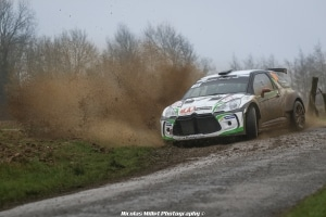 Rallye du Touquet - Marc Amourette