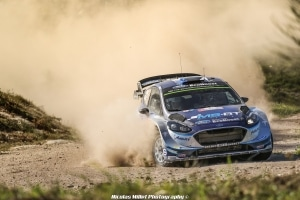 WRC Rally de Portugal - Ott Tanak