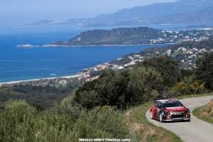 WRC Tour de Corse - Craig Breen