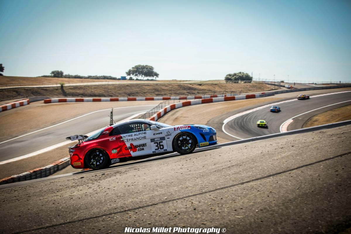 Pierre-Alexandre Jean, GT4 France, Circuit, Ledenon, Alpine A110 GT4, 2019