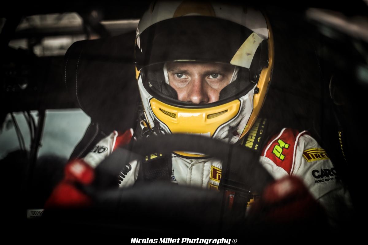Sylvain Caroff, circuit, GT4, Nogaro, Ginetta, 2019
