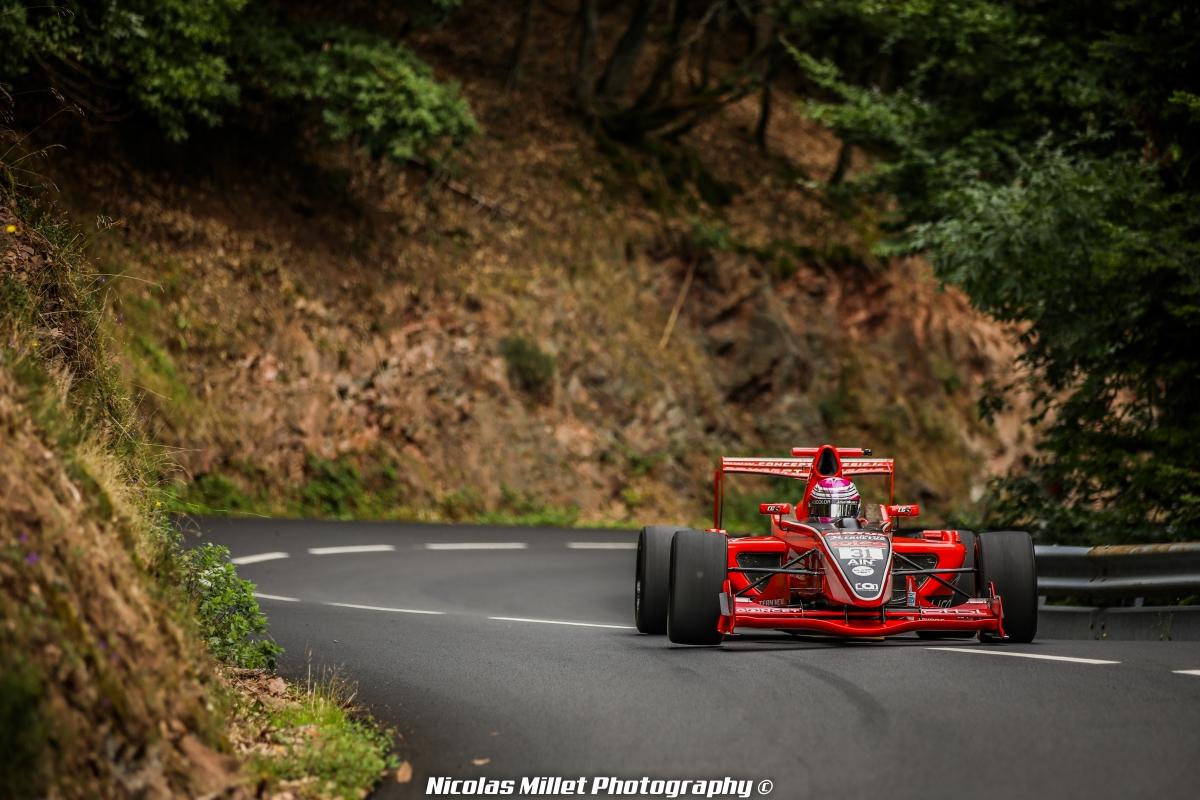 Cindy Gudet, CFM, Montagne, Turckheim, Tatuus, Formula Master, 2019
