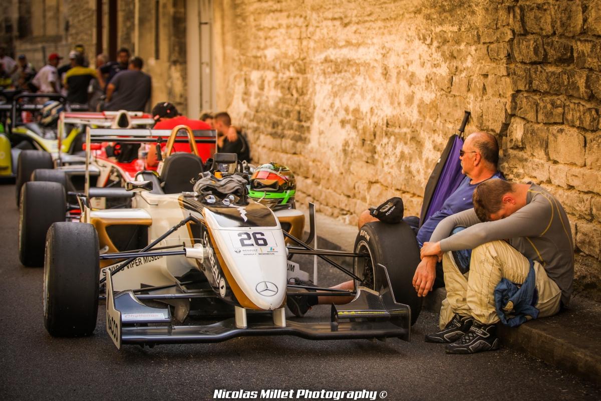 Ludovic Cholley, CFM, Montagne, Vuillafans-Echevannes, Dallara, F308, 2019