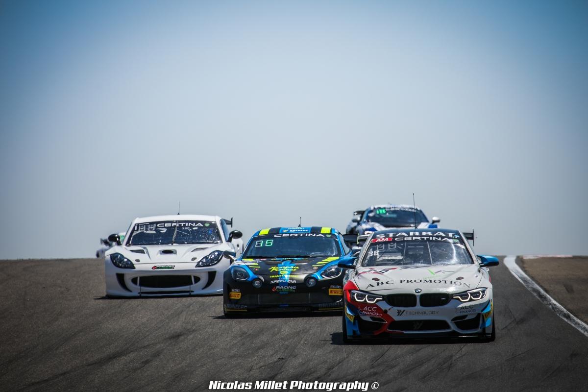 Pierre Courroye, GT4, Circuit, Ledenon, Alpine, BMW, Ginetta, 2019