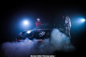 Ghislain Barbier, Clement Poirier, rallye, test day, CFR, porsche 997, gt+, 2019