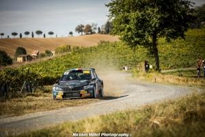Kevin Bochatay, Thibault Glasson-Blanchet, Finale des Rallyes, Albi, Skoda, Fabia R5, 2019
