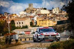34Kajetan Kajetanowicz, WRC, rallye, Racc Cataluyna, Volkswagen, Polo R5, 2019