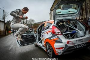 Hugo Margaillan, CFR, Rallye, Touquet, M-sport, CHL sport auto, Fiesta R2J, 2019