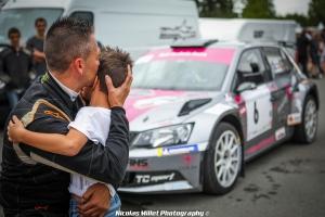 Laurent Lecki, Rallye, Vins-Mâcon, CFR2, Skoda, 2019
